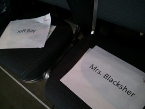 Rock Star Seating