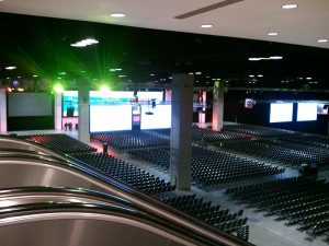 SolidWorks World General Session - Empty